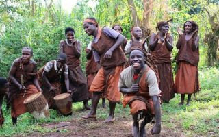 Batwa Trail and Experience
