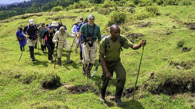 3 Days Mount Karisimbi Hiking safari