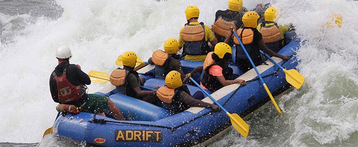 1 Day Jinja White Water Rafting Safari