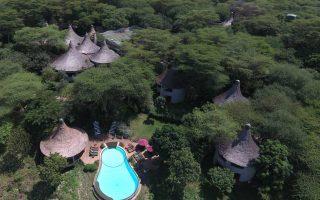 Top 4 Luxury Safari lodges in Lake Manyara National Park