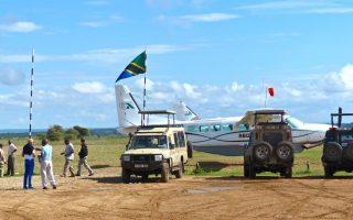 Airstrips serving Serengeti National Park